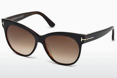 Occhiali da vista Tom Ford Saskia (FT0330 03B) - Nero, Transparent