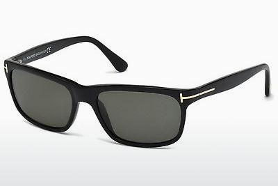 Occhiali da vista Tom Ford Hugh (FT0337 01N) - Nero, Shiny