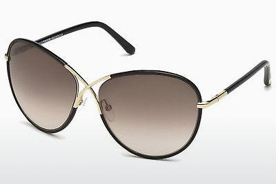 Occhiali da vista Tom Ford Rosie (FT0344 01B) - Nero, Shiny
