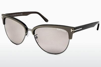 Sonnenbrille Tom Ford Fany (FT0368 57G) - Horn, Shiny