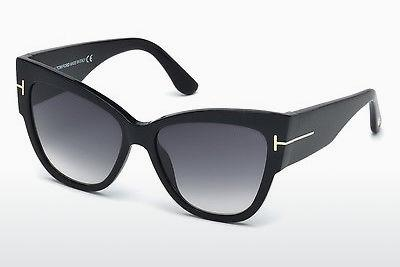 Occhiali da vista Tom Ford Anoushka (FT0371 01B) - Nero