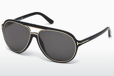Occhiali da vista Tom Ford Sergio (FT0379 01A) - Nero, Shiny