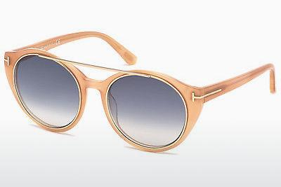 Sonnenbrille Tom Ford Joan (FT0383 74B) - Rosa, Rosa