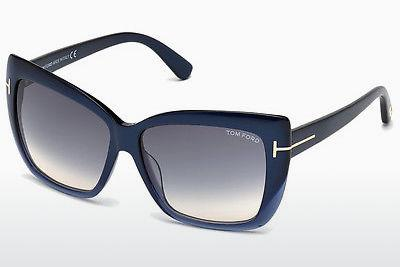 Occhiali da vista Tom Ford Irina (FT0390 89W) - Blu, Turquoise