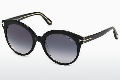 Occhiali da vista Tom Ford Monica (FT0429 03W) - Nero, Transparent