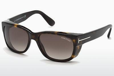 Sonnenbrille Tom Ford Carson (FT0441 52K) - Braun, Dark, Havana
