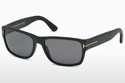 Sonnenbrille Tom Ford Mason (FT0445 02D) - Schwarz, Matt
