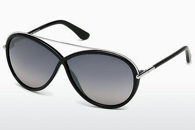 Occhiali da vista Tom Ford Tamara (FT0454 01C) - Nero, Shiny
