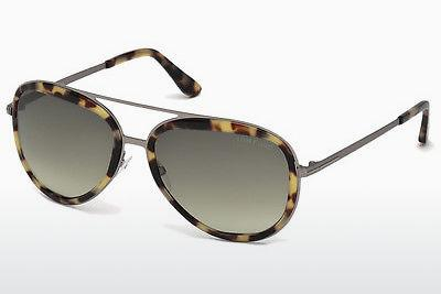 Sonnenbrille Tom Ford FT0468 53P - Havanna, Yellow, Blond, Brown