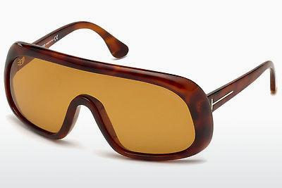 Sonnenbrille Tom Ford Sven (FT0471 56E) - Havanna