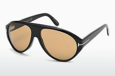 Occhiali da vista Tom Ford Tom N.8 (FT0490-P 63E) - Marrone, Ivory, Black