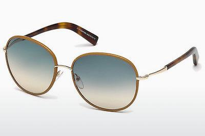 Occhiali da vista Tom Ford Georgia (FT0498 60W) - Corno, Horn