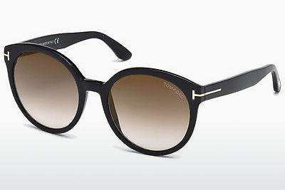 Occhiali da vista Tom Ford Philippa (FT0503 01G) - Nero, Shiny