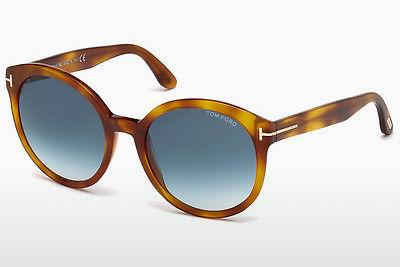 Occhiali da vista Tom Ford Philippa (FT0503 53W) - Avana, Yellow, Blond, Brown