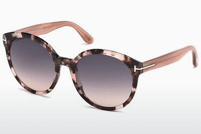 Occhiali da vista Tom Ford Philippa (FT0503 56B) - Avana