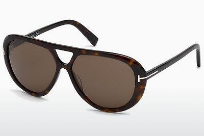 Sonnenbrille Tom Ford Marley (FT0510 52J) - Braun, Dark, Havana