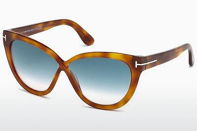 Sonnenbrille Tom Ford Arabella (FT0511 53W) - Havanna, Yellow, Blond, Brown