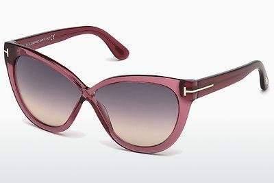 Occhiali da vista Tom Ford Arabella (FT0511 69B) - Borgogna, Bordeaux, Shiny