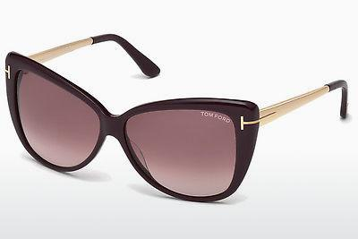 Sonnenbrille Tom Ford Reveka (FT0512 81Z) - Purpur, Shiny