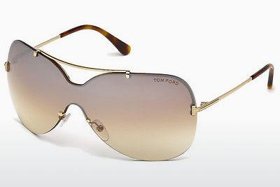 Sonnenbrille Tom Ford Ondria (FT0519 28F) - Gold