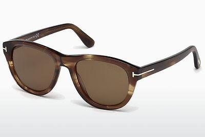 Occhiali da vista Tom Ford Benedict (FT0520 50H) - Marrone, Dark