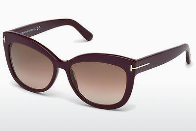 Sonnenbrille Tom Ford Alistair (FT0524 83F) - Purpur