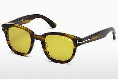 Occhiali da vista Tom Ford Garett (FT0538 50E) - Marrone, Dark