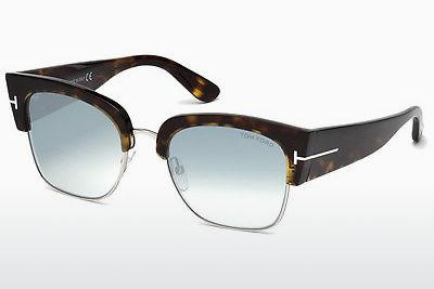 Sonnenbrille Tom Ford Dakota (FT0554 52X) - Braun, Dark, Havana
