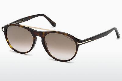 Sonnenbrille Tom Ford Cameron (FT0556 52G) - Braun, Dark, Havana