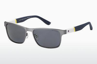 Sonnenbrille Tommy Hilfiger TH 1283/S FO5/3H - Silber