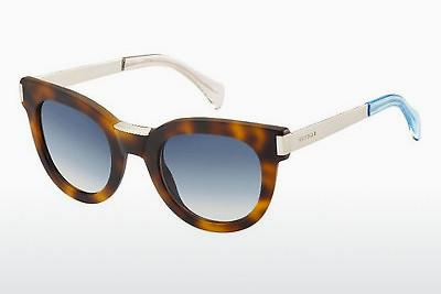 Sonnenbrille Tommy Hilfiger TH 1379/S QEB/IT - Braun, Havanna