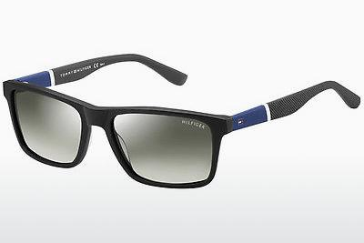 Sonnenbrille Tommy Hilfiger TH 1405/S FMV/IC - Bkblwhgry