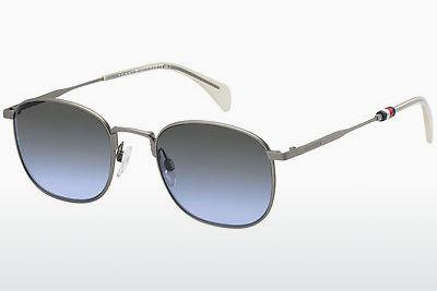 Sonnenbrille Tommy Hilfiger TH 1469/S R80/GB - Silber
