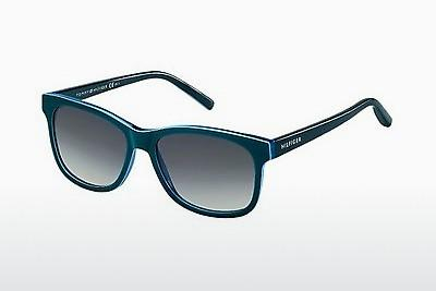 Sonnenbrille Tommy Hilfiger TH 1985 UCT/HD - Grün, Teal
