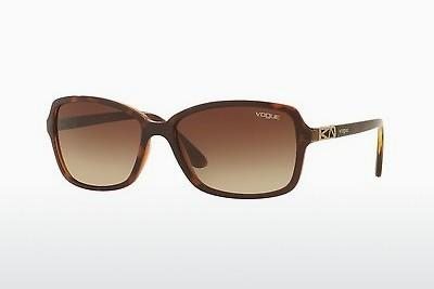 Sonnenbrille Vogue VO5031S 238613 - Braun, Havanna, Transparent
