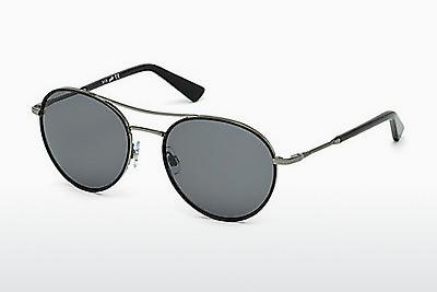 Occhiali da vista Web Eyewear WE0162 08W - Grigio, Shiny