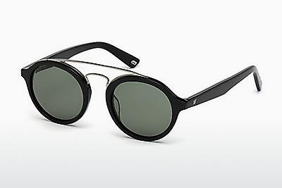 Occhiali da vista Web Eyewear WE0173 01N - Nero, Shiny