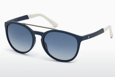 Occhiali da vista Web Eyewear WE0183 91W - Blu, Matt