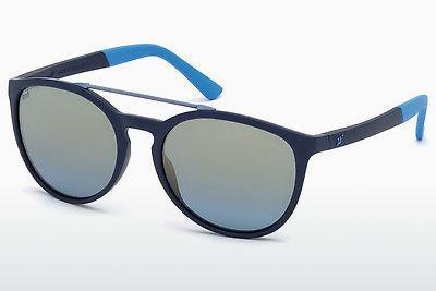 Occhiali da vista Web Eyewear WE0183 91X - Blu, Matt