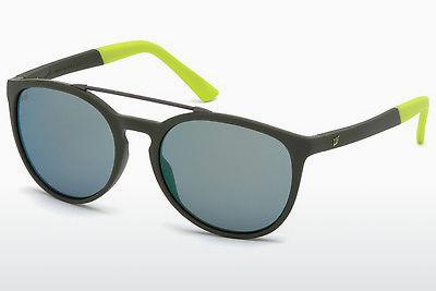 Occhiali da vista Web Eyewear WE0183 96Q - Verde, Dark, Shiny