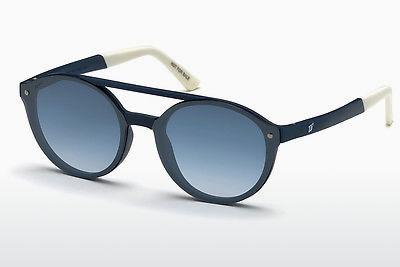 Occhiali da vista Web Eyewear WE0184 91W - Blu, Matt