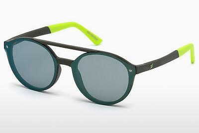 Occhiali da vista Web Eyewear WE0184 96Q - Verde, Dark, Shiny