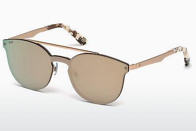 Sonnenbrille Web Eyewear WE0190 34G - Bronze, Bright, Shiny
