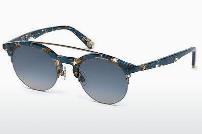 Lunettes de soleil Web Eyewear WE0192 55W - Multicolores, Brunes, Havanna