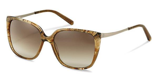 Bogner BG023 B sun protect brown gradient - 77%brown structured, gold
