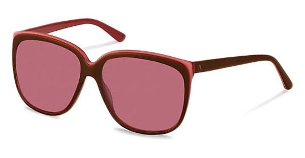 Claudia Schiffer C3013 B sun contrast - dynamic red - 80%brown rosé layered