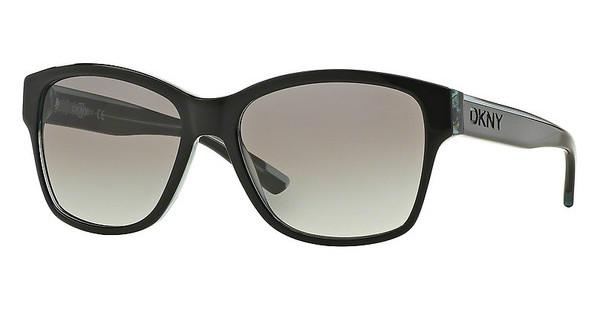 DKNY DY4134 369311 GREY GRADIENTBLACK TEAL