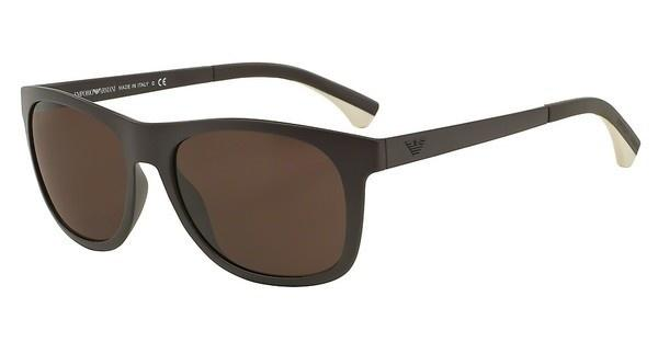 Emporio Armani EA4034 526073 BROWNMATTE BROWN