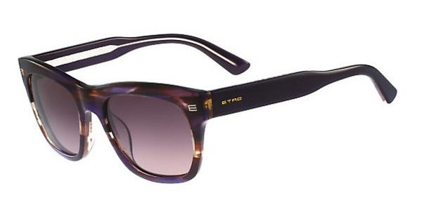 Etro ET605S 504 STRIPED VIOLET