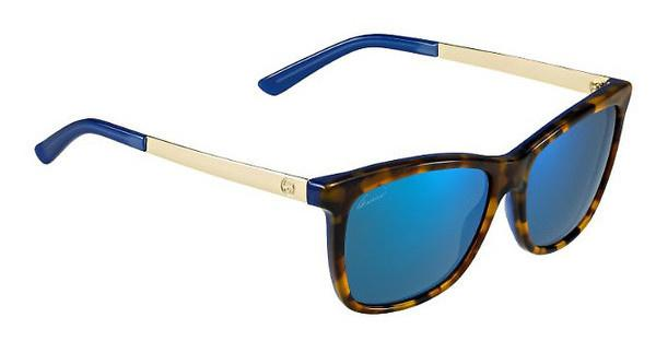 Gucci GG 3675/S H1J/1G MULTILAYER BLUEHVBLTT GD